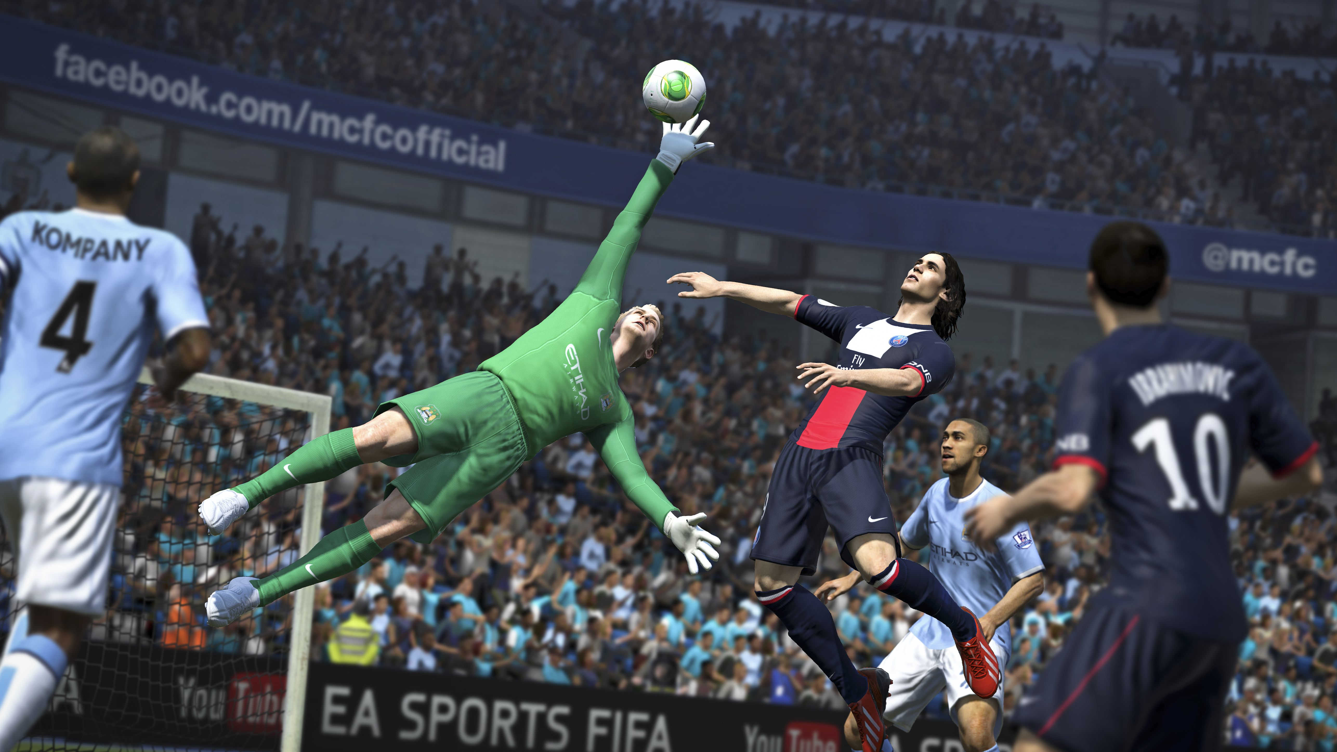 Obrázky z inFamous, NFS: Rivals, FIFA 14, Alien Rage 86404