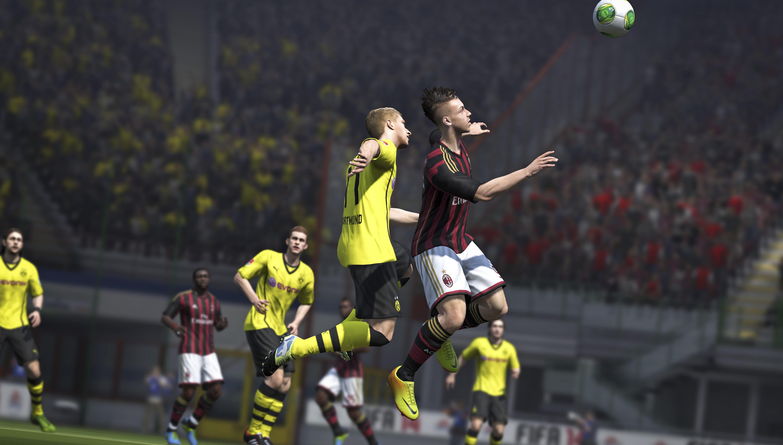 Obrázky z inFamous, NFS: Rivals, FIFA 14, Alien Rage 86405