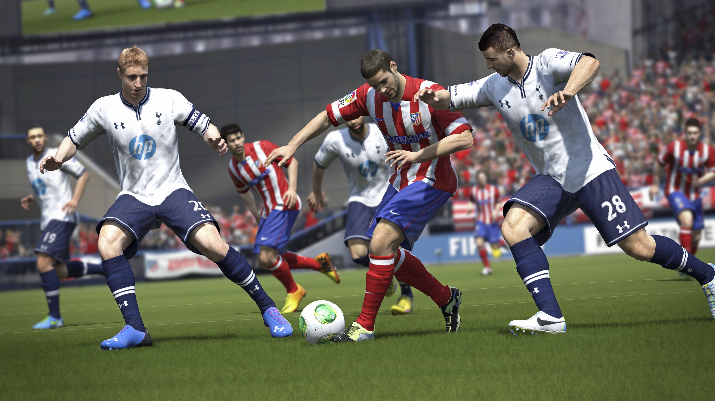 Obrázky z inFamous, NFS: Rivals, FIFA 14, Alien Rage 86406