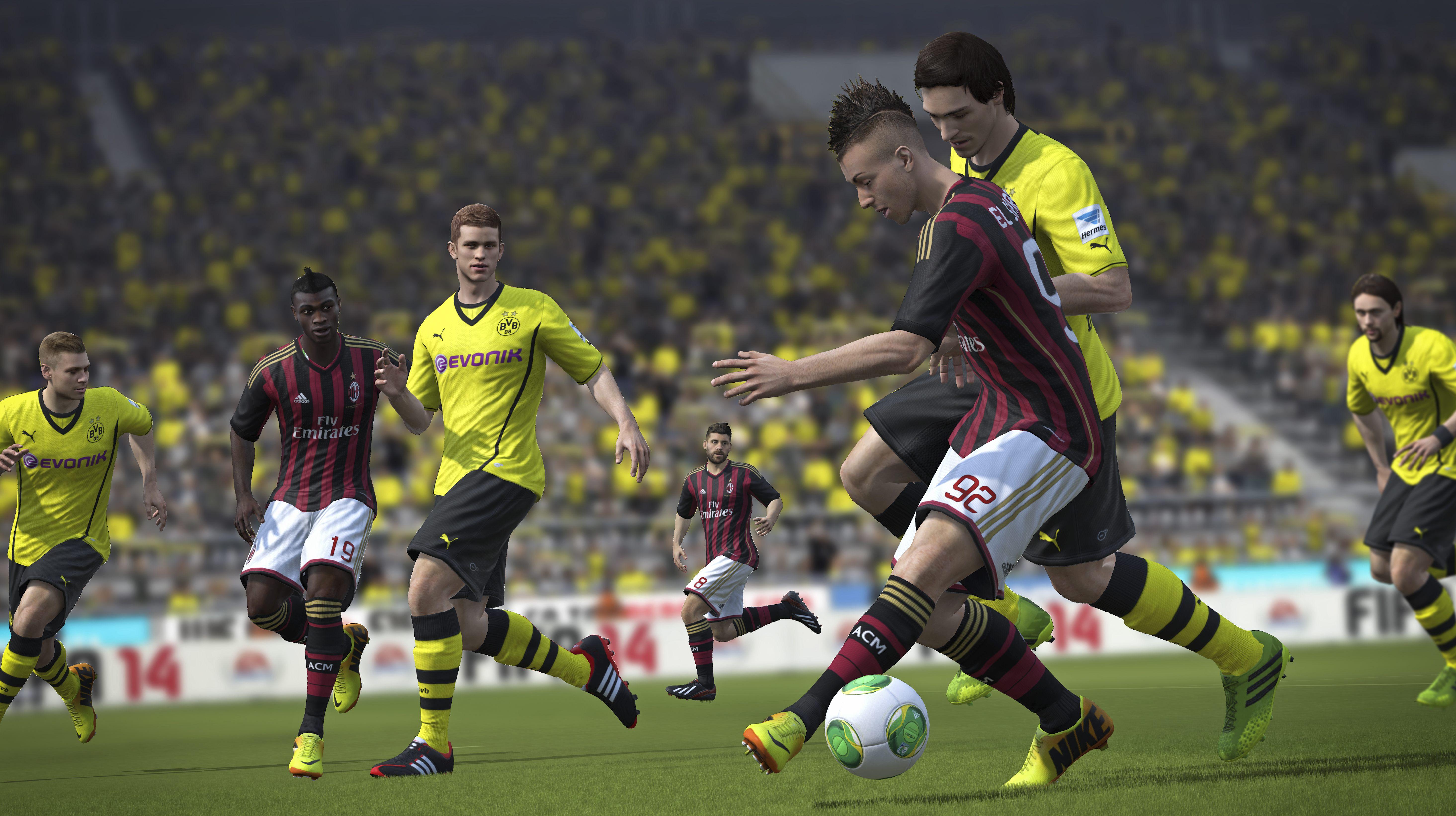 Obrázky z inFamous, NFS: Rivals, FIFA 14, Alien Rage 86407