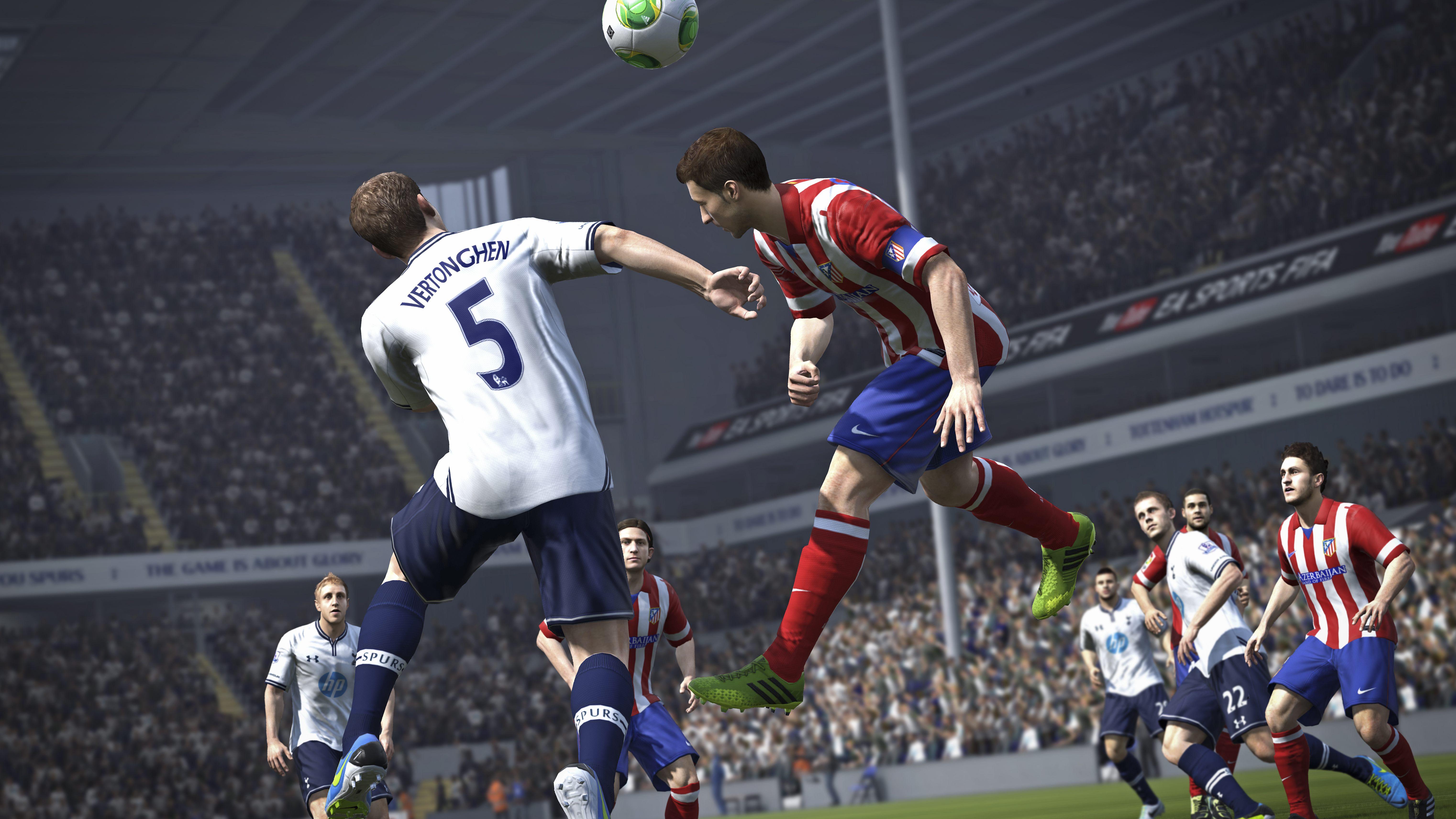 Obrázky z inFamous, NFS: Rivals, FIFA 14, Alien Rage 86409