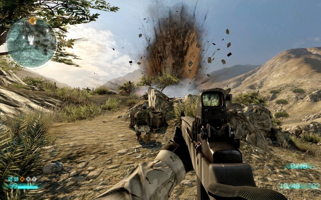 Medal of Honor – nudná válka, zábavná klání 8645