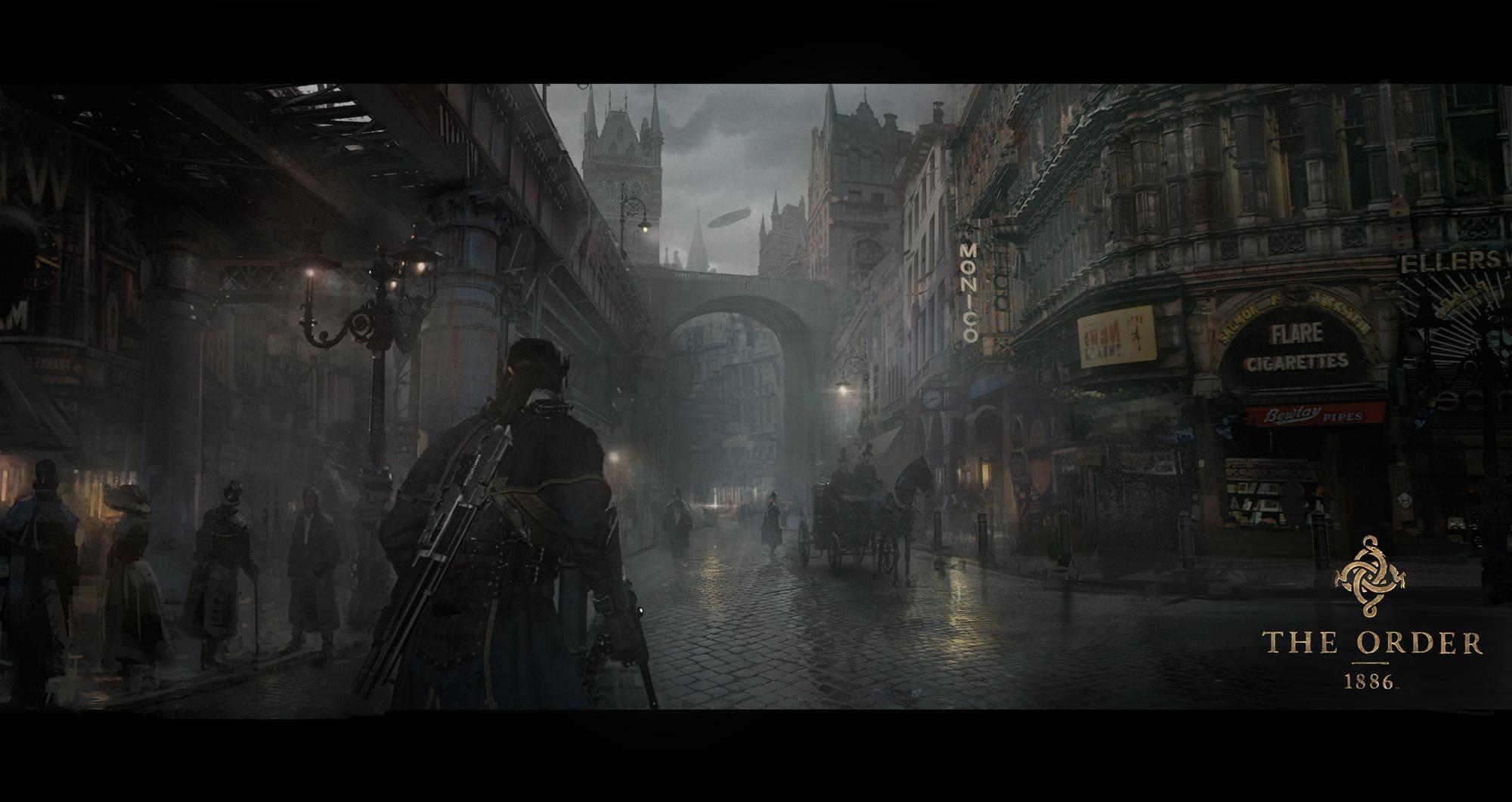 Nové detaily o exkluzivní PS4 akci The Order: 1886 86459