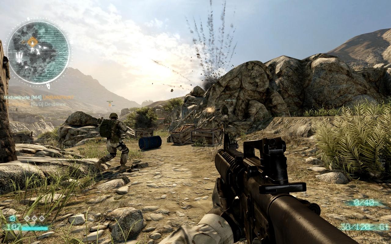 Medal of Honor – dojmy z multiplayeru 8648