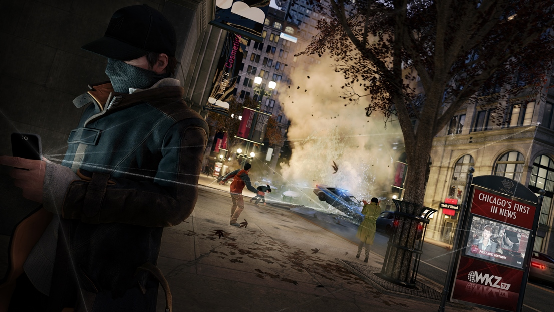 Obrázky z Watch Dogs, Mad Max, Dying Light, Murdered... 86495