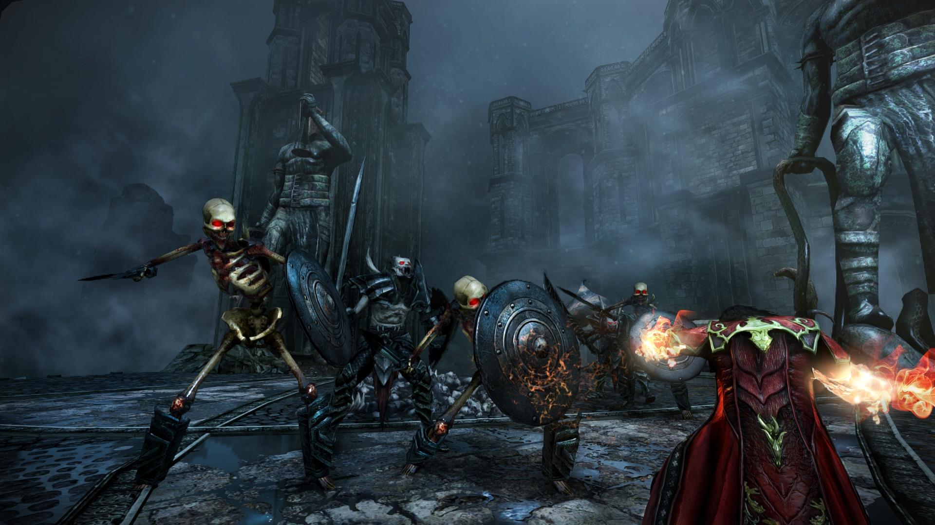 Castlevania: Lords of Shadow 2 – s Drákulou potřetí a naposledy 86534