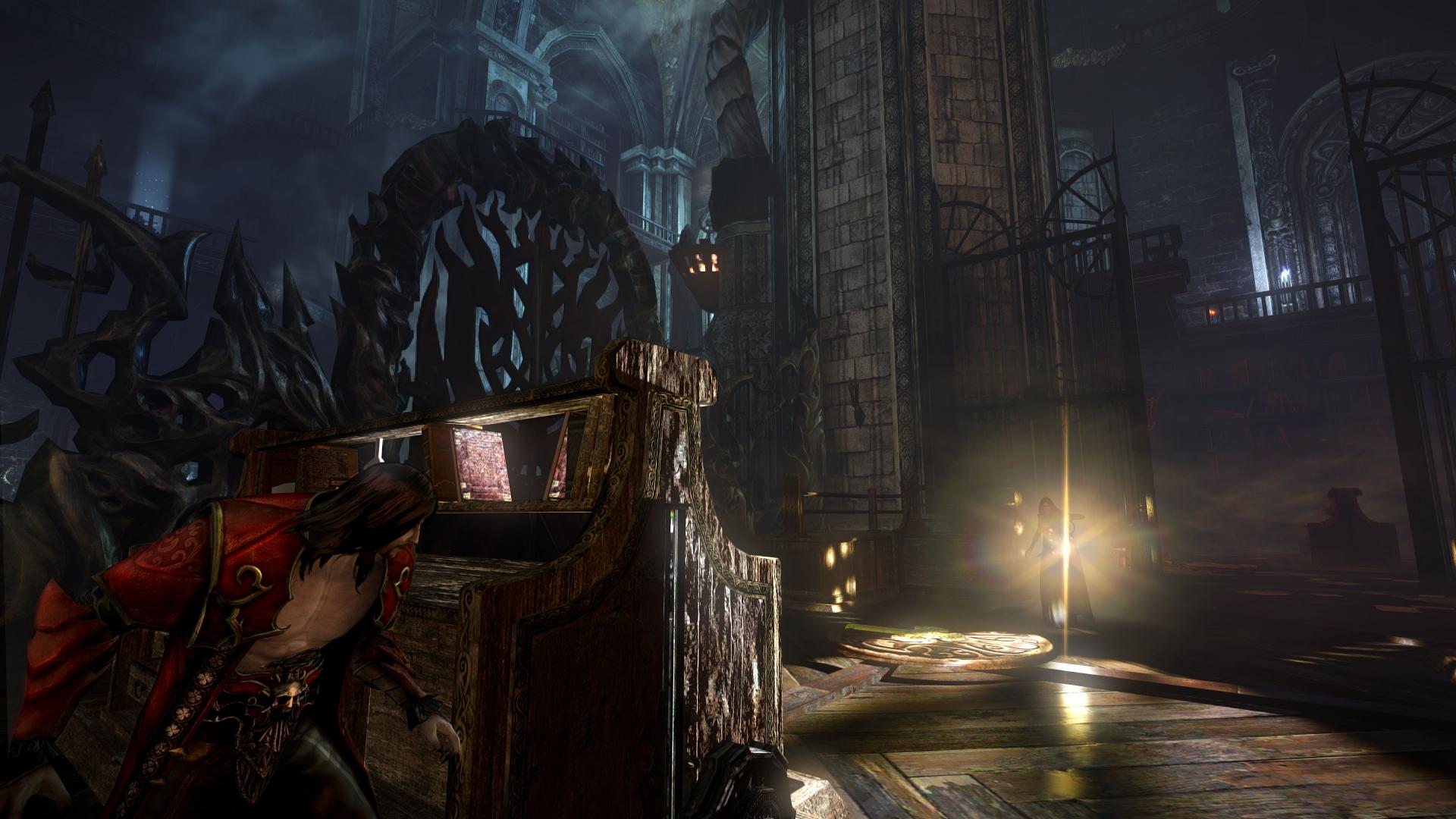 Castlevania: Lords of Shadow 2 – s Drákulou potřetí a naposledy 86535