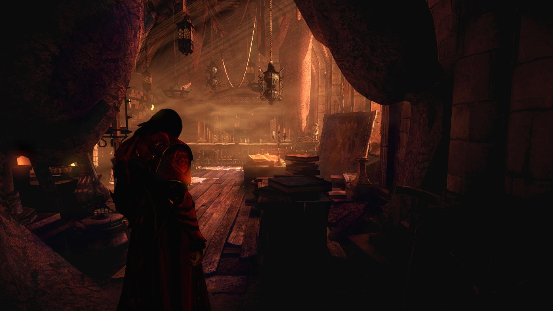 Castlevania: Lords of Shadow 2 – s Drákulou potřetí a naposledy 86540