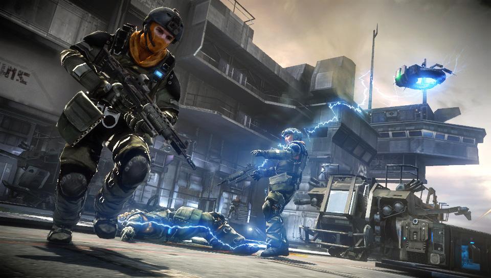 Odstartovala veřejná beta Killzone Mercenary 86549