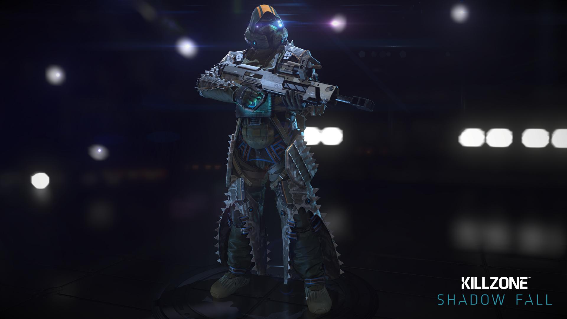 Killzone: Shadow Fall s multiplayerovými balíčky zdarma 86564