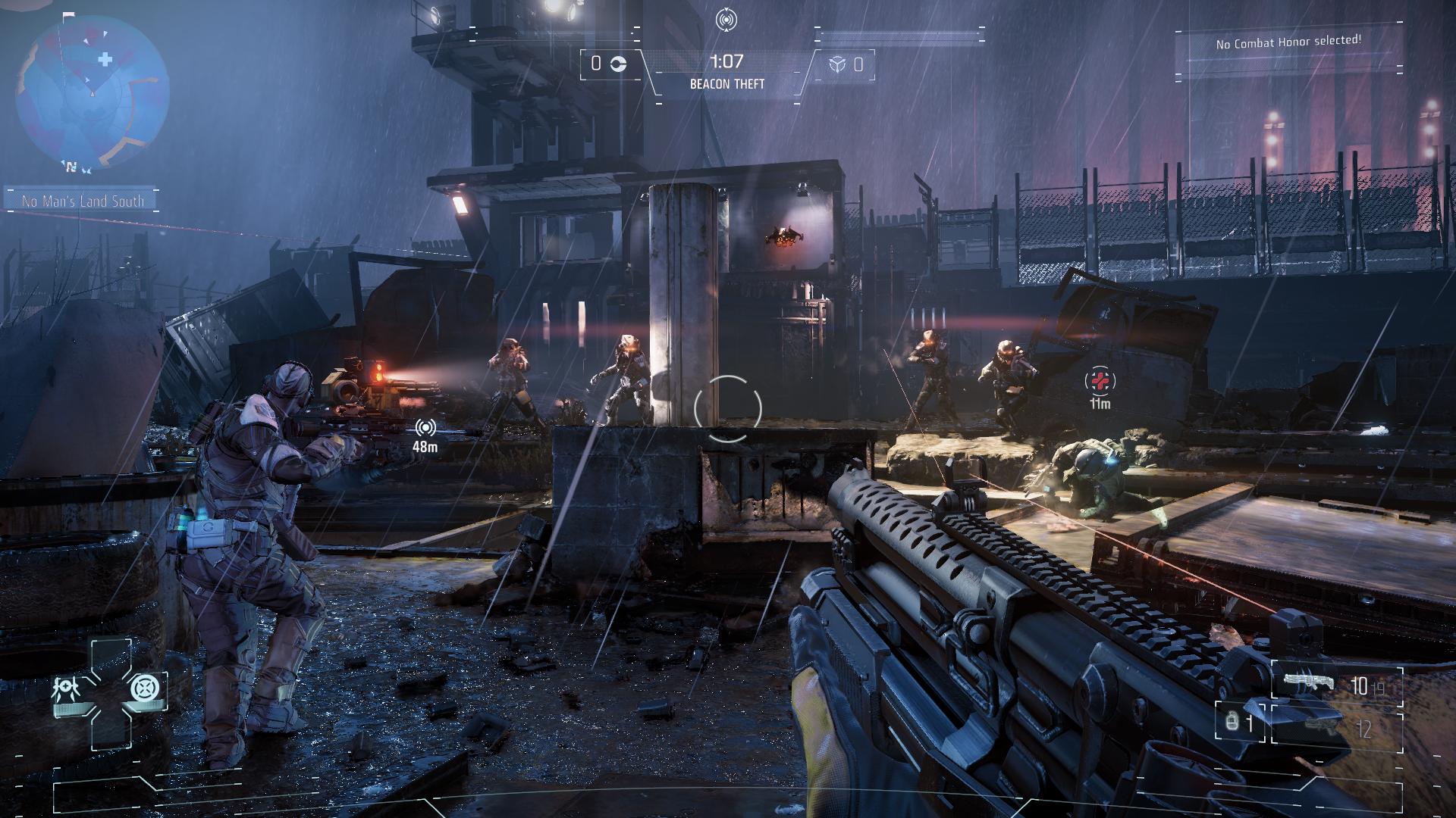 Killzone: Shadow Fall s multiplayerovými balíčky zdarma 86583
