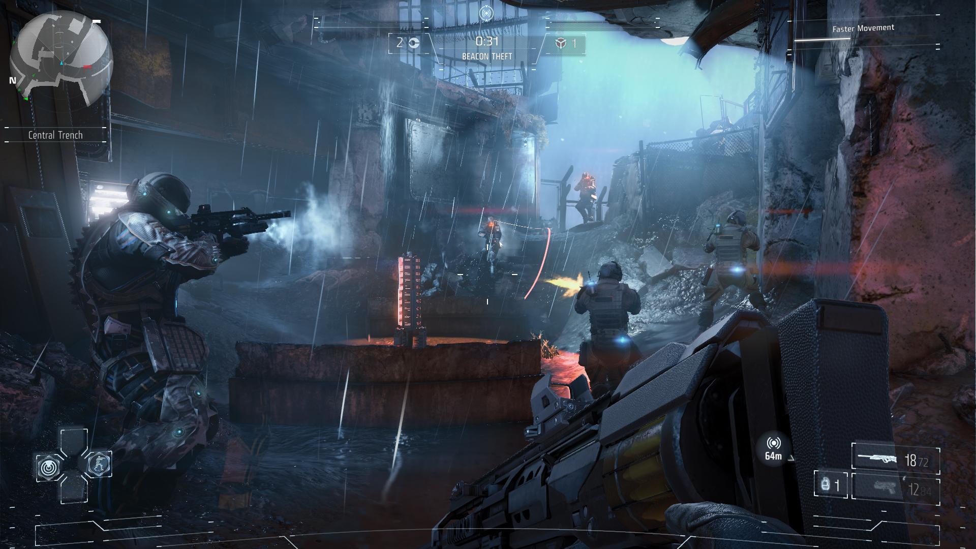 Killzone: Shadow Fall s multiplayerovými balíčky zdarma 86584