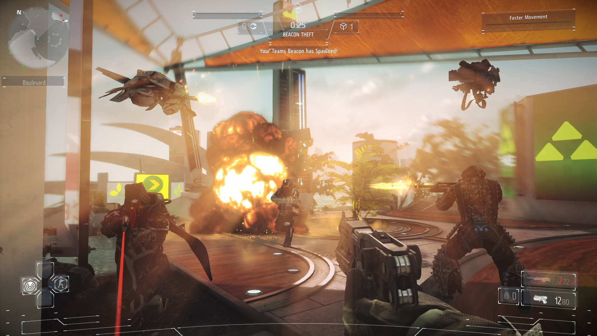 Killzone: Shadow Fall s multiplayerovými balíčky zdarma 86589