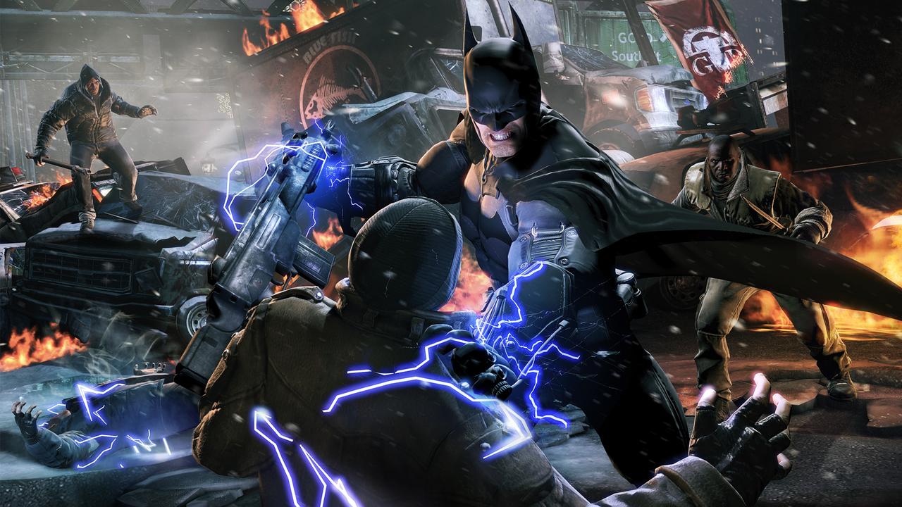 Batman: Arkham Origins pozdravuje z Kolína 86595