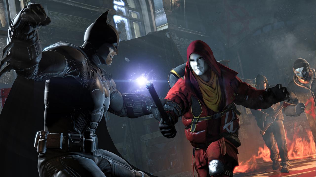 Batman: Arkham Origins pozdravuje z Kolína 86596