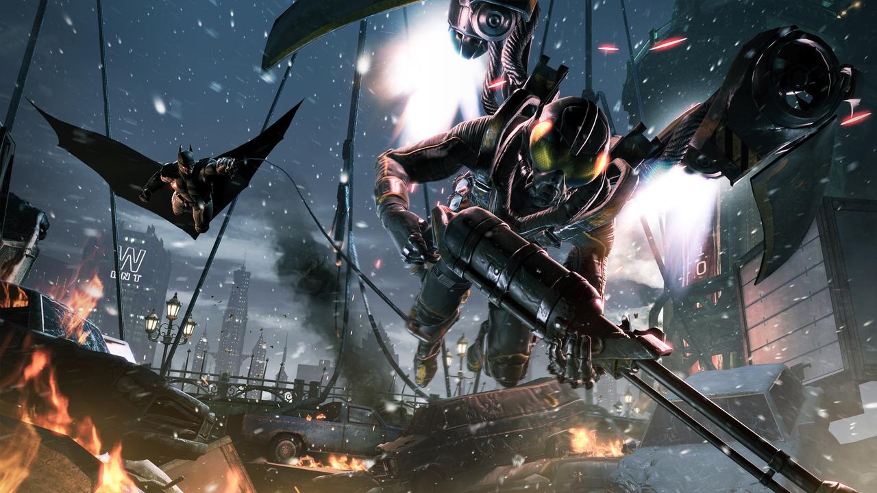 Batman: Arkham Origins pozdravuje z Kolína 86597