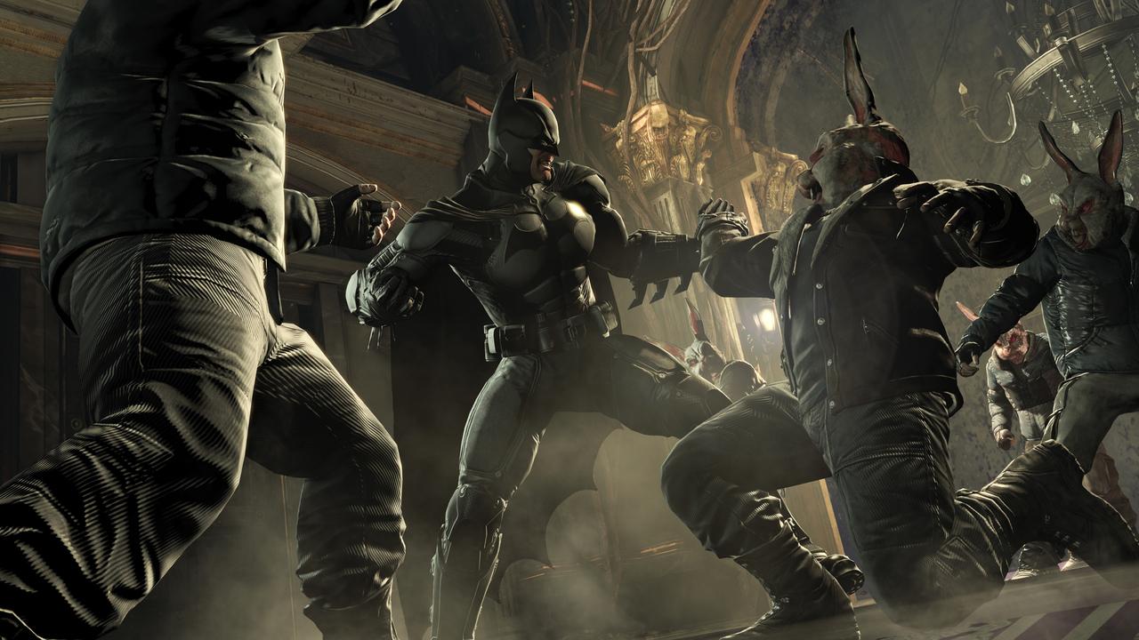 Batman: Arkham Origins pozdravuje z Kolína 86600