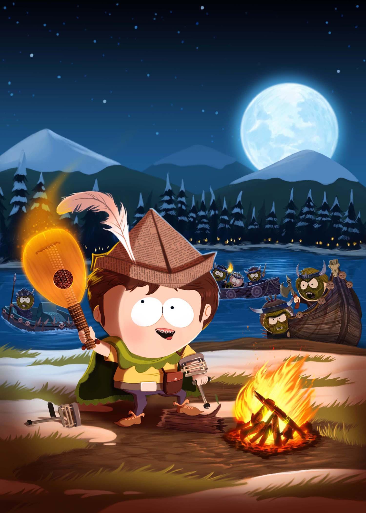 Momentky ze South Park: The Stick of Truth 86602