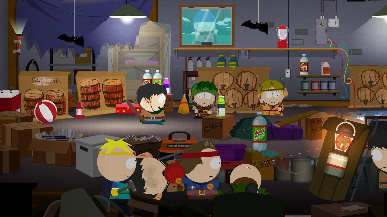 Momentky ze South Park: The Stick of Truth 86604