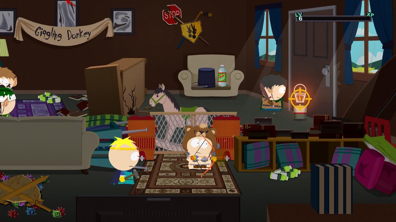Momentky ze South Park: The Stick of Truth 86608
