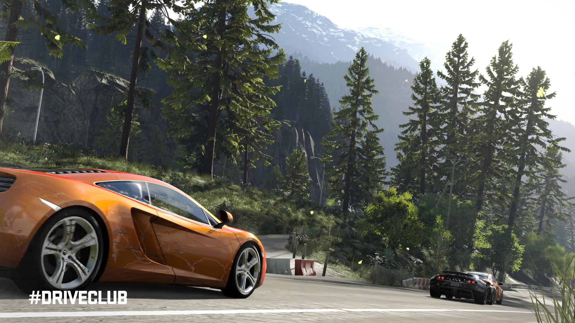 DriveClub v novém traileru a gameplay záběrech 86612