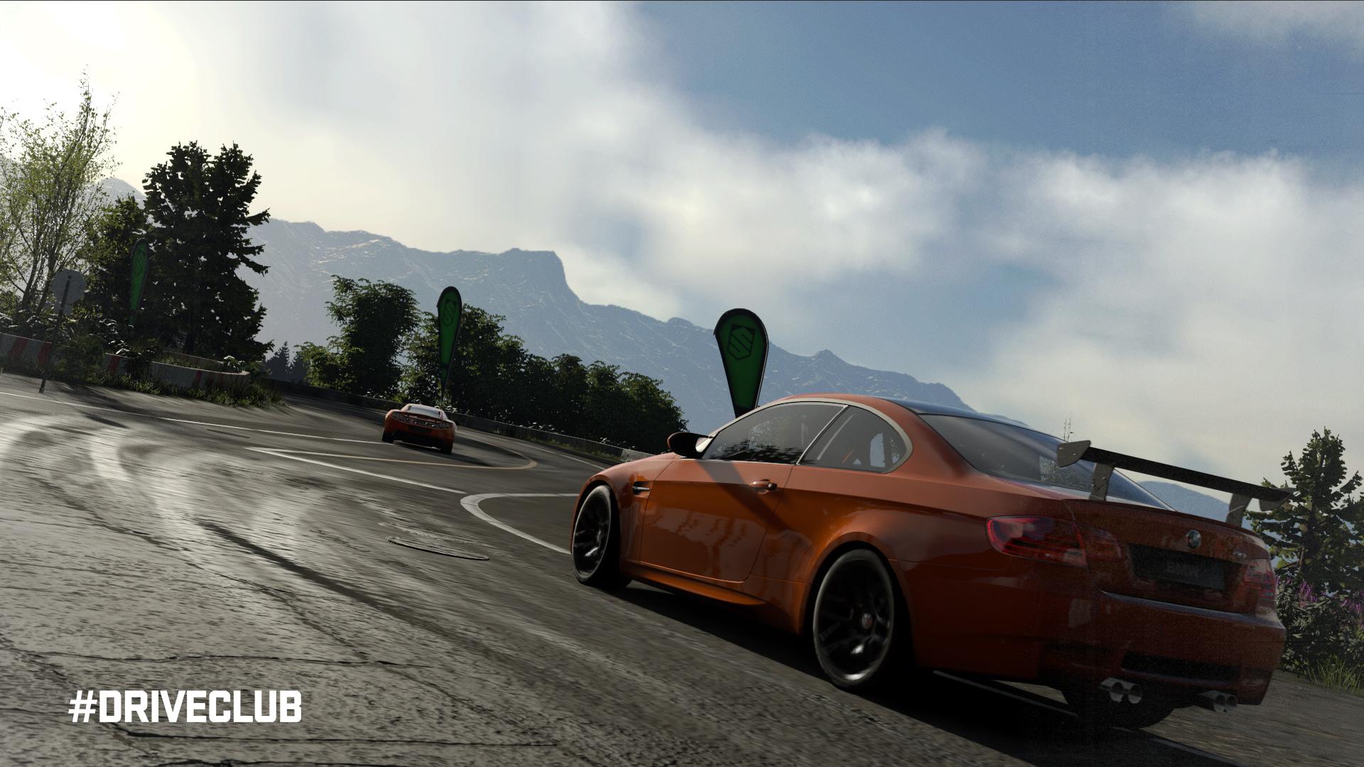 DriveClub v novém traileru a gameplay záběrech 86613
