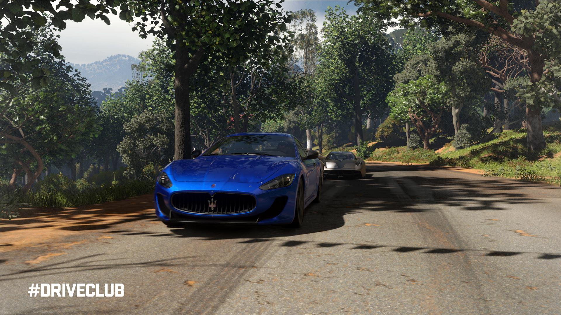 DriveClub v novém traileru a gameplay záběrech 86614