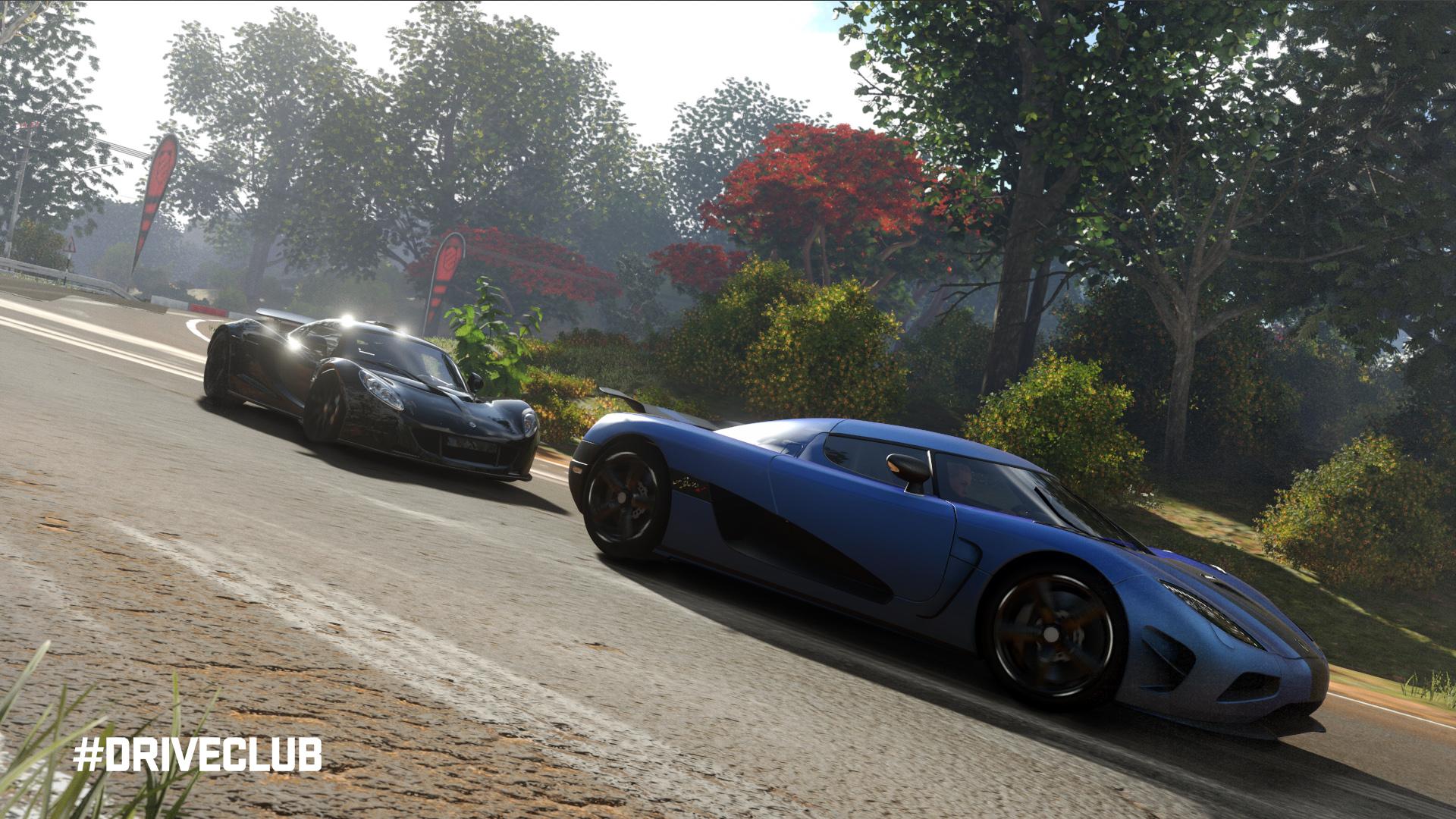 DriveClub v novém traileru a gameplay záběrech 86615