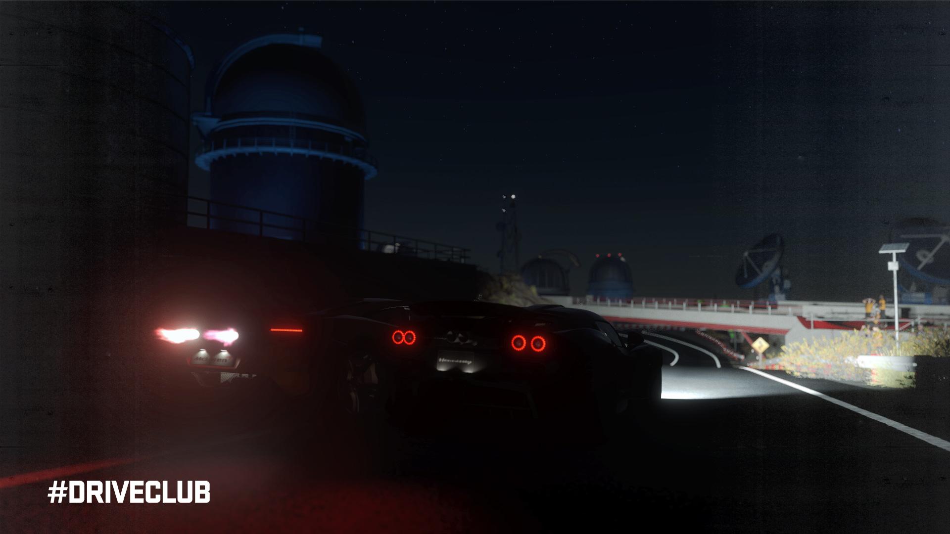 DriveClub v novém traileru a gameplay záběrech 86617