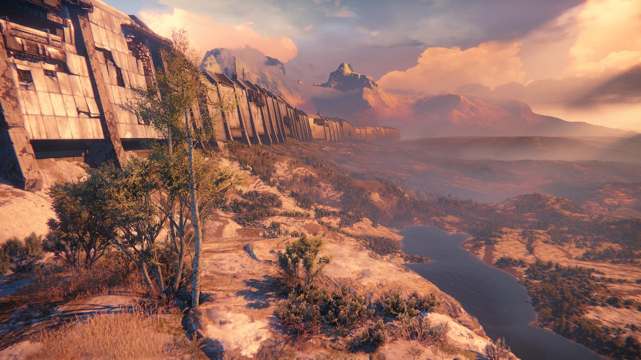 V Destiny prozkoumáme starobylé ruiny po celé sluneční soustavě 86626
