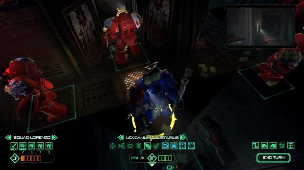Space Hulk – těžkopádná adaptace 86631