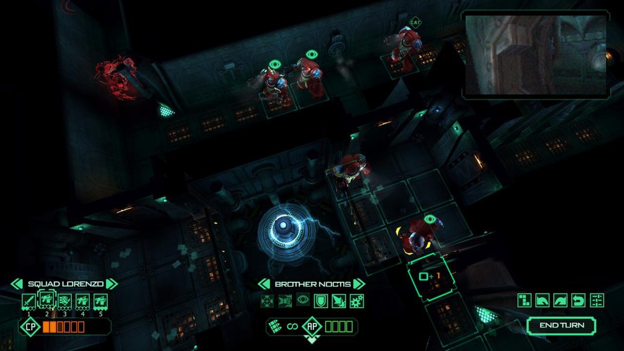 Space Hulk – těžkopádná adaptace 86632