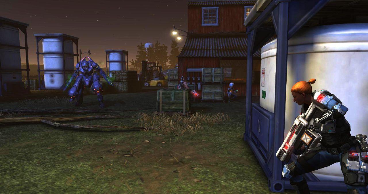První obrázky z XCOM: Enemy Within 86637