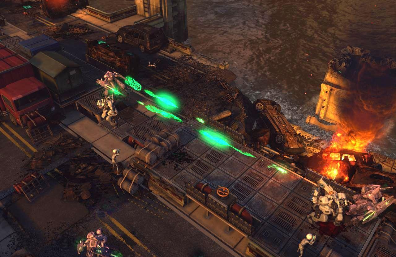 První obrázky z XCOM: Enemy Within 86639