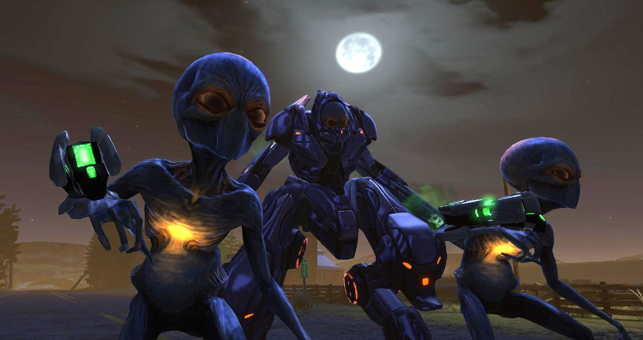 První obrázky z XCOM: Enemy Within 86645