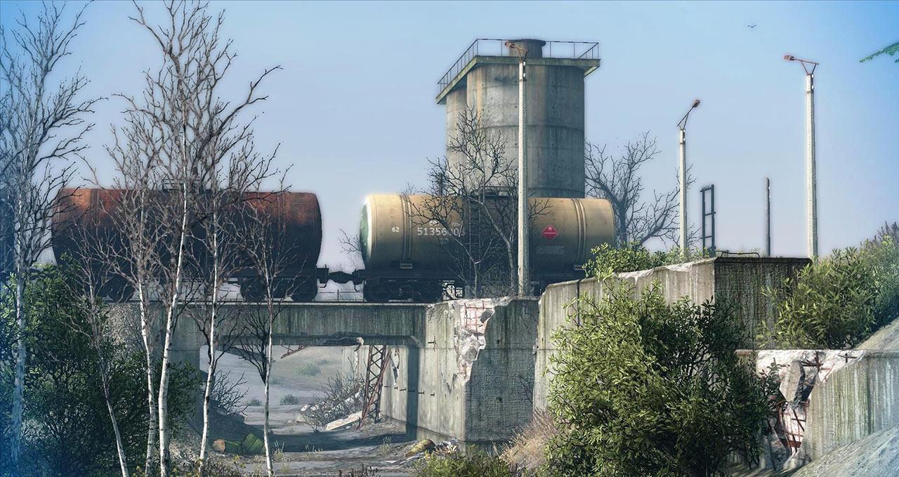 Nuclear Union nabízí post-apokalyptický otevřený svět 86691