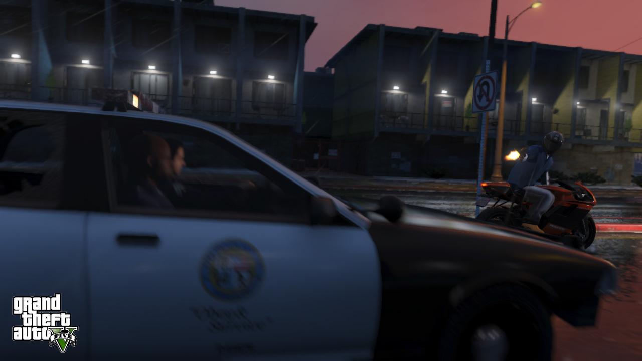 Nové screenshoty z GTA V 86706