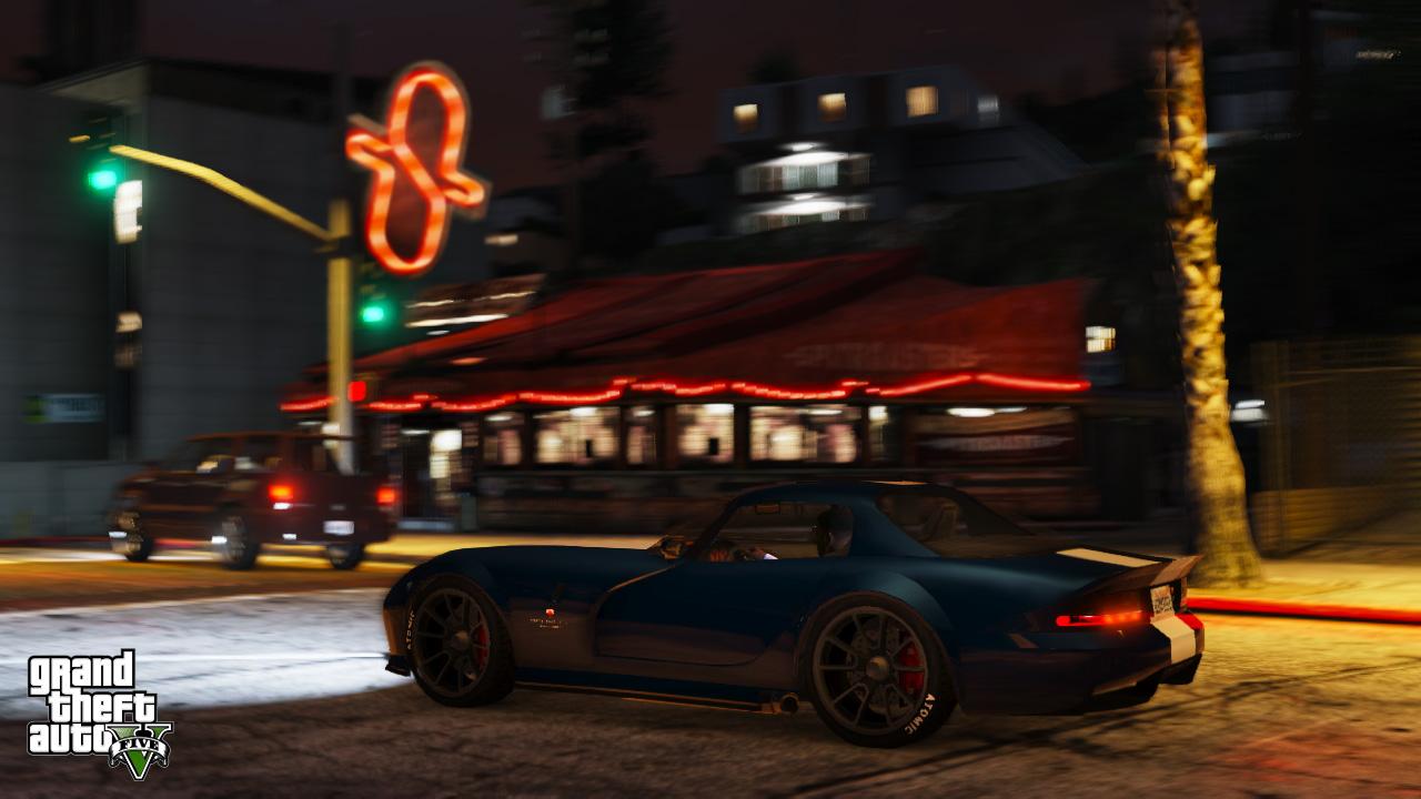 Nové screenshoty z GTA V 86707