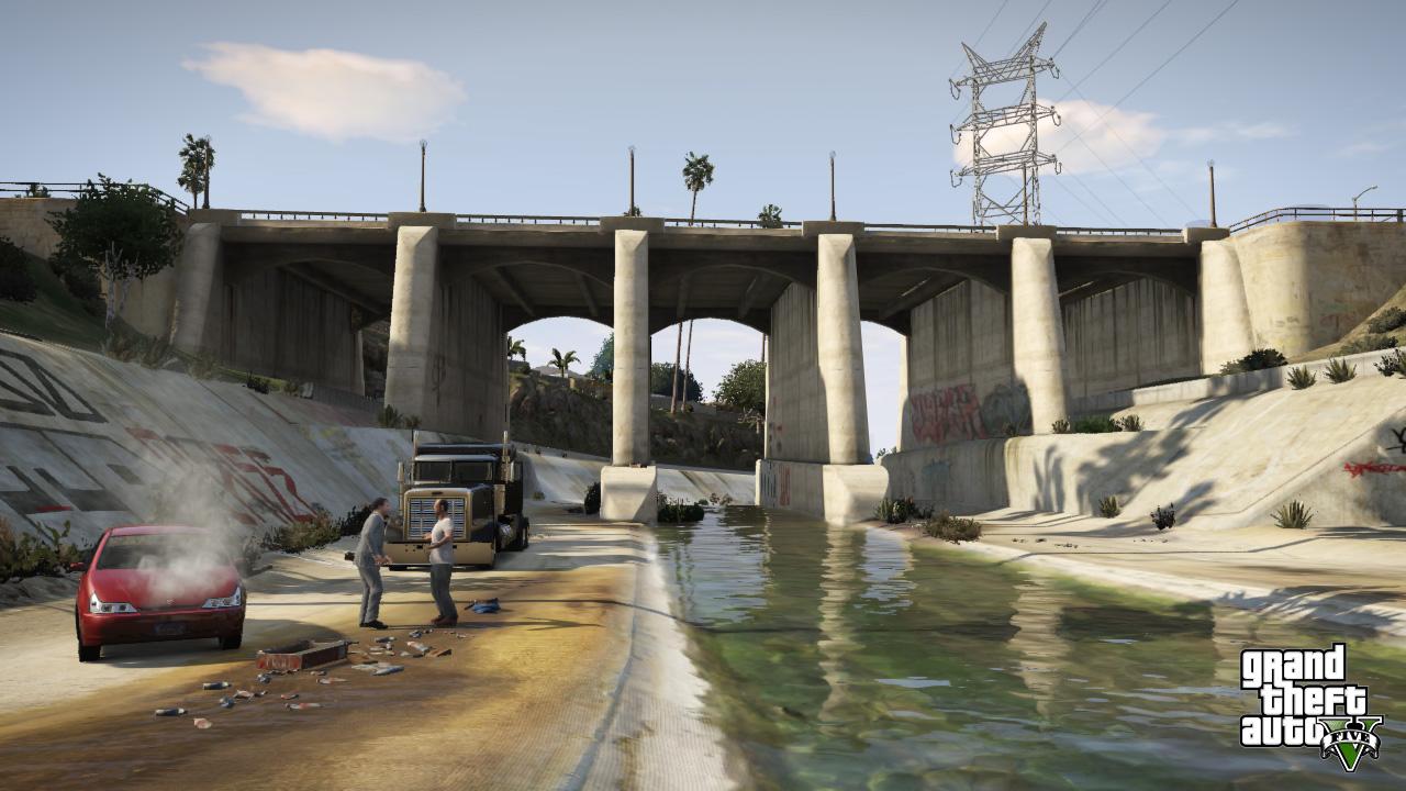 Nové screenshoty z GTA V 86711