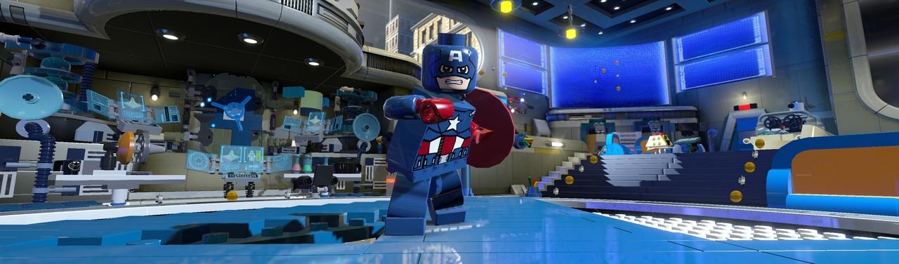 LEGO Marvel Super Heroes – komiksáci zachraňují stavebnici 86715