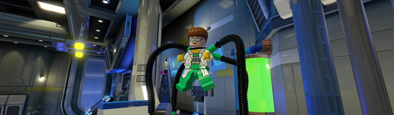 LEGO Marvel Super Heroes – komiksáci zachraňují stavebnici 86718