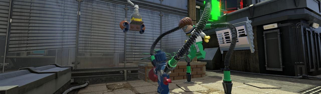 Nové obrázky z LEGO Marvel Super Heroes 86719