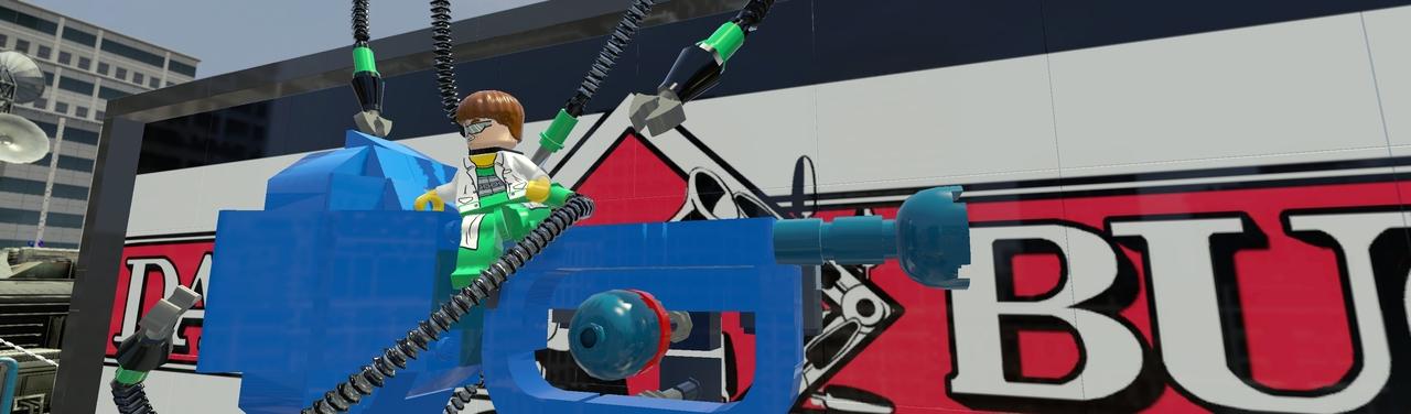 Nové obrázky z LEGO Marvel Super Heroes 86720
