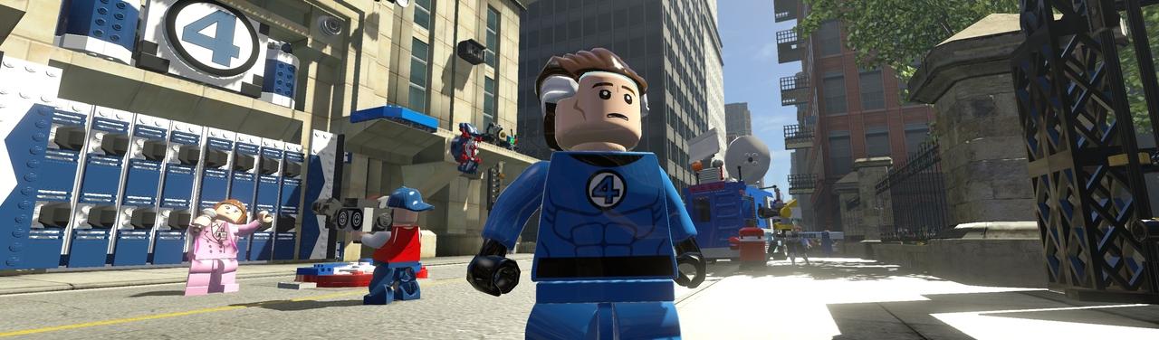 Nové obrázky z LEGO Marvel Super Heroes 86724