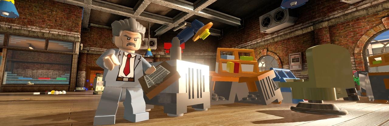 LEGO Marvel Super Heroes – komiksáci zachraňují stavebnici 86725