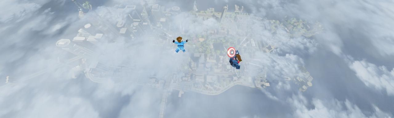 Nové obrázky z LEGO Marvel Super Heroes 86728