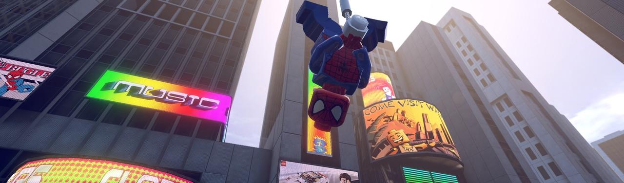 Nové obrázky z LEGO Marvel Super Heroes 86730