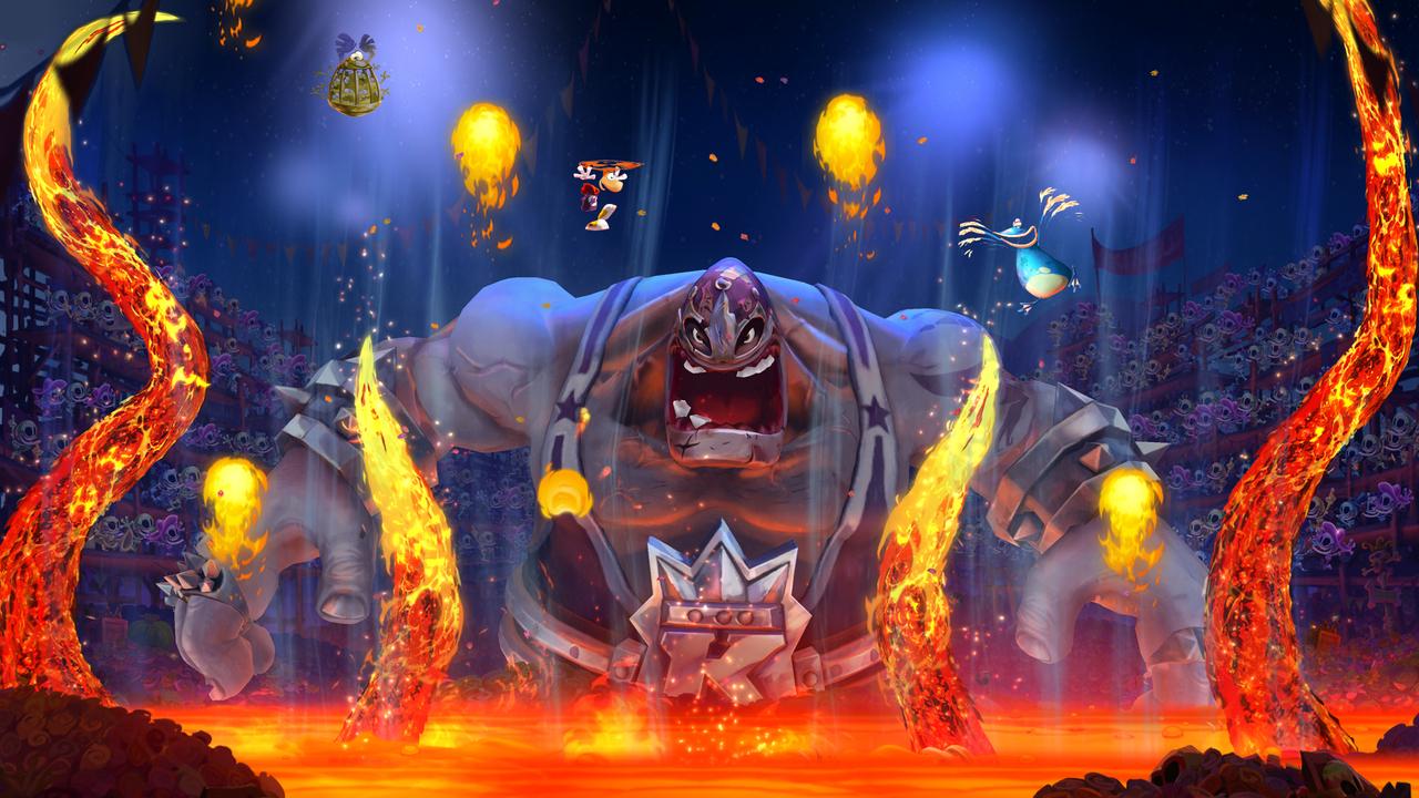 Rayman Legends - Legenda se vrací 86738