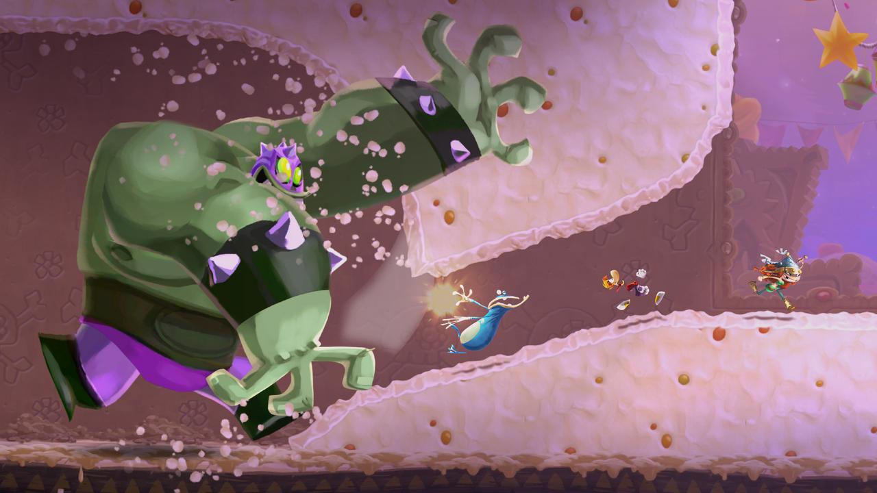 Rayman Legends - Legenda se vrací 86739