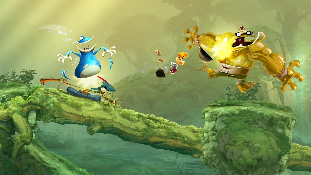 Rayman Legends - Legenda se vrací 86741